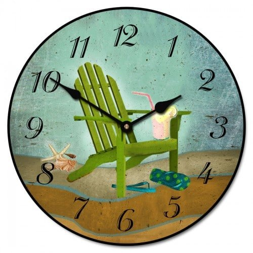 Summertime-Clock