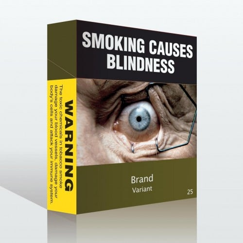 Tobacco Companies Challenging Government's Plain Packaging