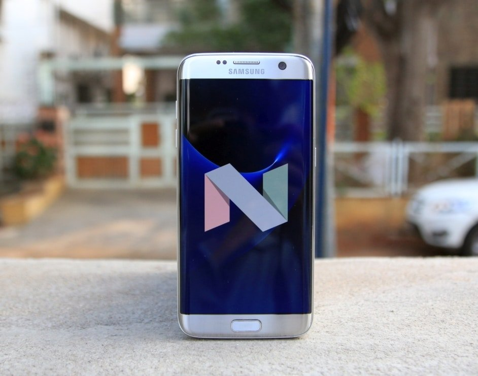 Samsung Galaxy S7 pronto ad ospitare Android 7 Nougat